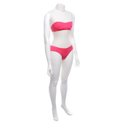 Jet Set Bikini in red