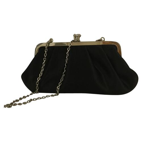 Leder clutches - aus zweiter Hand Max Azria