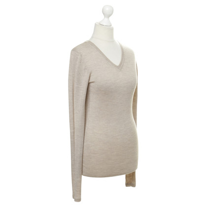 Strenesse Blue Sweater with cashmere and silk