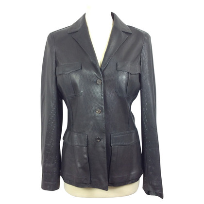 Maurizio Pecoraro  Leather jacket