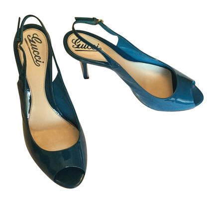 Gucci Sandals in Blue