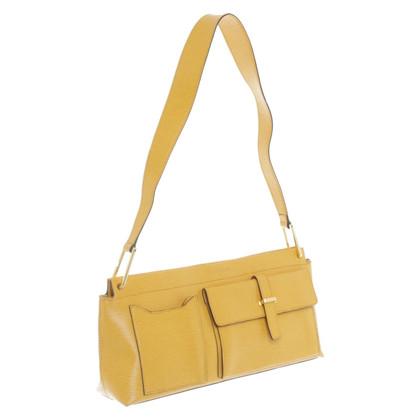 Les Copains Shoulder bag in mustard yellow