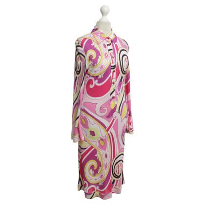 Etro Blouses jurk patroon
