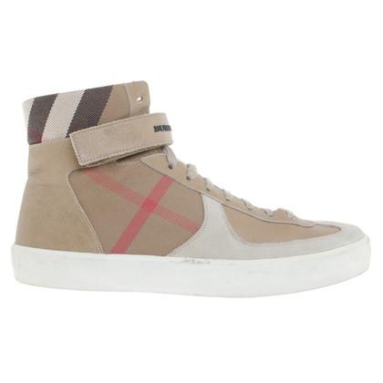 Burberry Sneakers in ocher