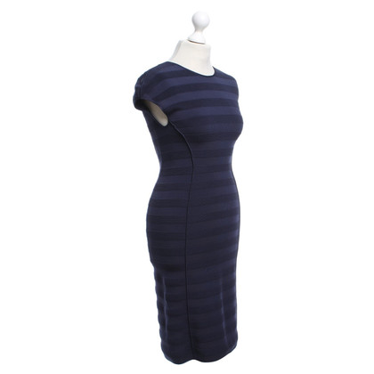 Giorgio Armani Navy blue cocktail dress