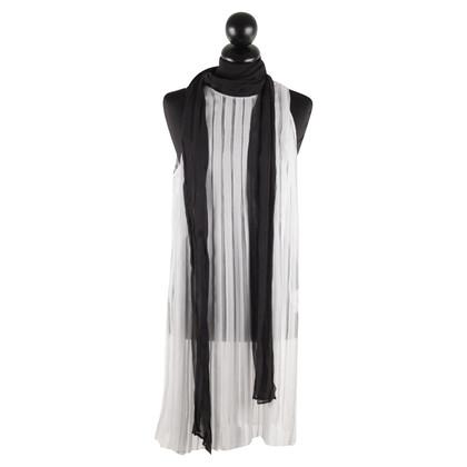 Prada silk scarf