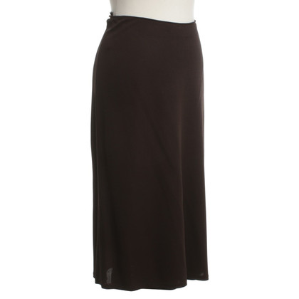 Ralph Lauren Black Label Wrap skirt in brown