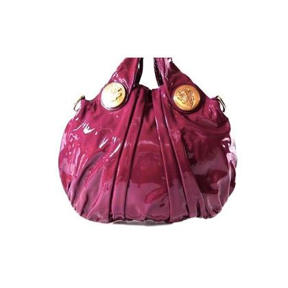 "Gucci ""Hysteria Bag"" in patent leather"