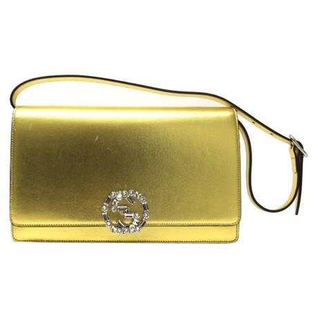 Rabatt Neue Stile Gucci Clutch Gold Verkauf Billig Verkauf Besten Großhandels Am Billigsten MEs91qU