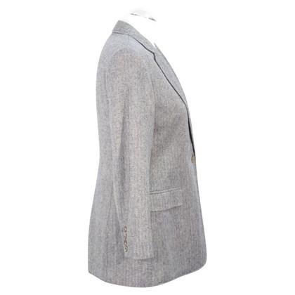 Ralph Lauren Zijden jas met patroon