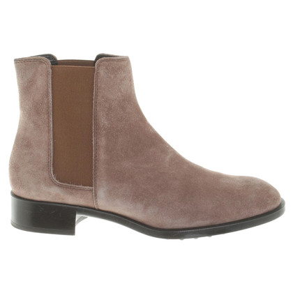 Tod's Chelsea Boots in Beige