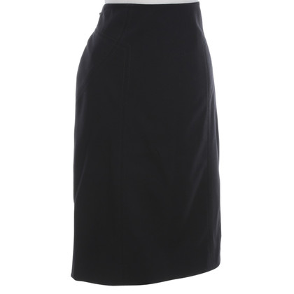 Hobbs Pencil Skirt in Black