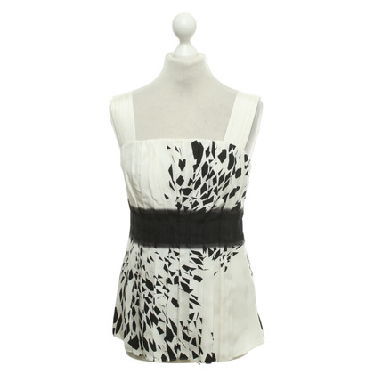 Marc Cain top with pattern print