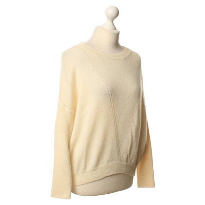 Vanessa Bruno Cream knit pullover