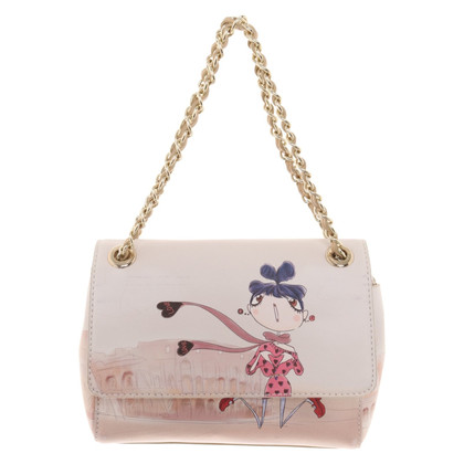 Moschino Shoulder bag with pattern