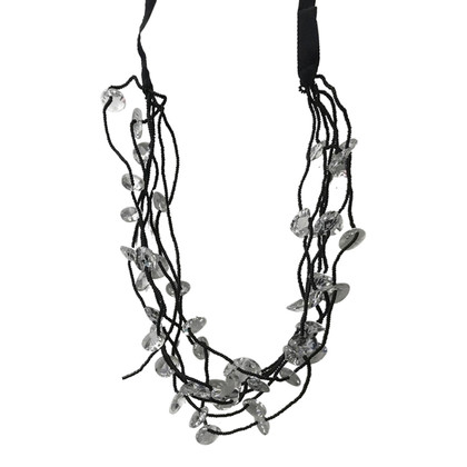 Other Designer Maria Calderara - Necklace with crystal