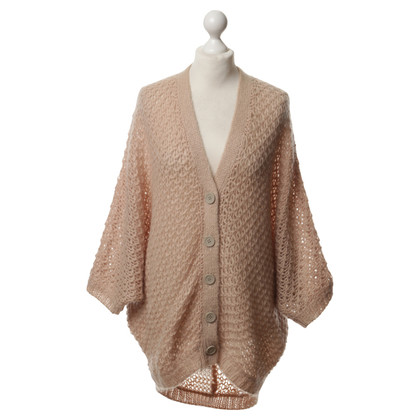 By Malene Birger Delicate pink Cardigan