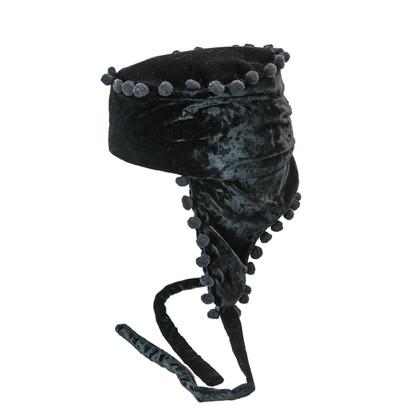 Dolce & Gabbana Velvet hoed