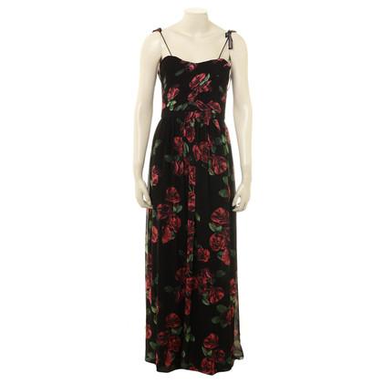 Erin Fetherston Lange jurk met bloemenpatroon