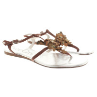 Paco Gil Sandals with flower application