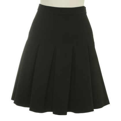 Diane von Furstenberg skirt with pleats