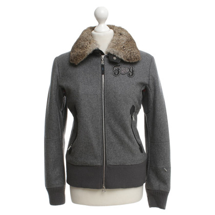 Bogner Jacket in Gray