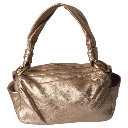Coach Gold colored handbag