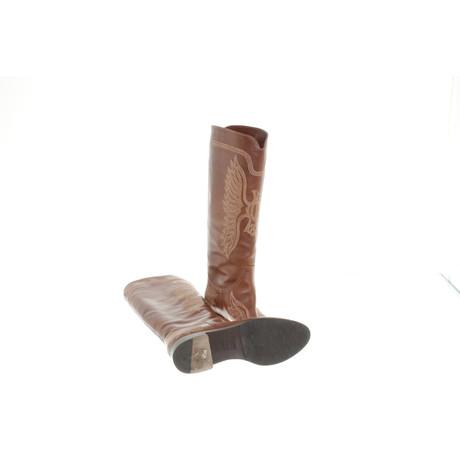 Stiefel Rossi Sergio Braun in Braun in Stiefel Sergio Braun Rossi Rossi Sergio Braun Stiefel F4na4wqcTx