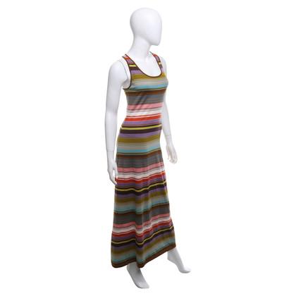 Céline Knit dress in multicolor