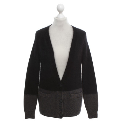 Closed Strickjacke in Schwarz