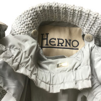 Other Designer Herno - two-piece knit / wind jacket