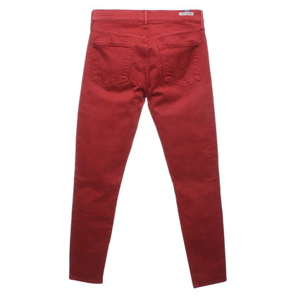 Citizens of Humanity Skinny jeans in het rood