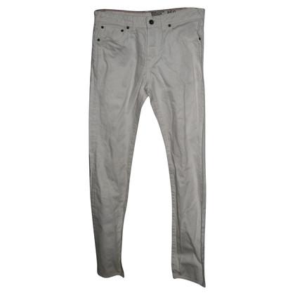 Jack Wills Weiße Jeans