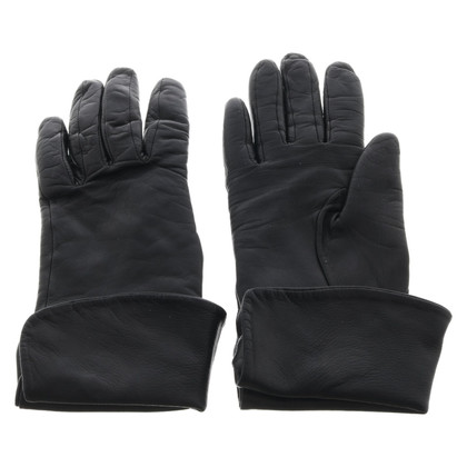 Roeckl Leather gloves in black