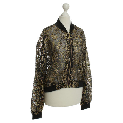 Stine Goya Bomber jacket with embroidery