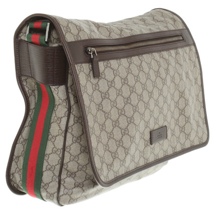 Gucci Messenger with Guccissima pattern