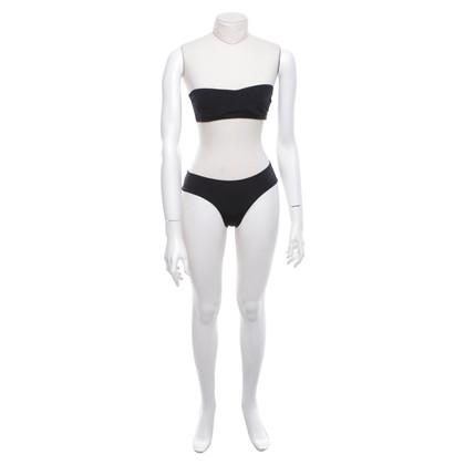 Jet Set Bikini in black