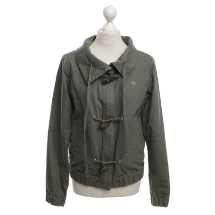 Thomas Burberry Jacke in Grün