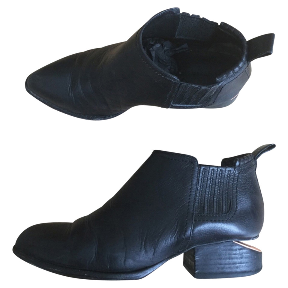 alexander wang schwarze stiefel second hand alexander wang schwarze stiefel gebraucht kaufen. Black Bedroom Furniture Sets. Home Design Ideas