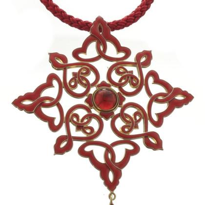 Andere merken Lalique - ketting met hanger