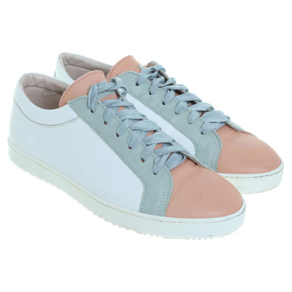 Escada Sneakers in the color mix