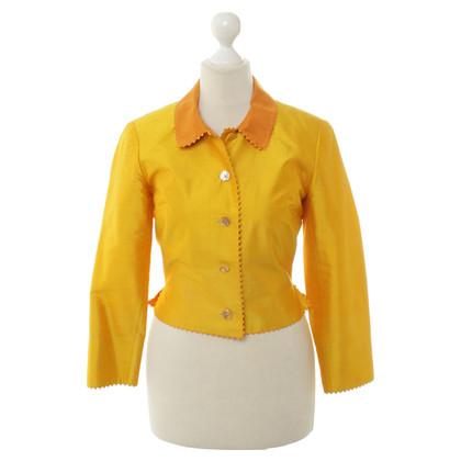 Kenzo Blazer in geel