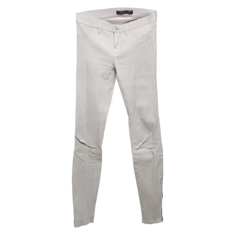 J Second Di Brand Pantaloni Pelle Hand r76rxqHCw