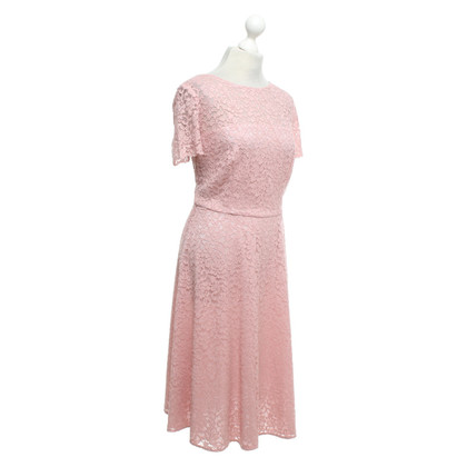 Escada Lace dress in pink