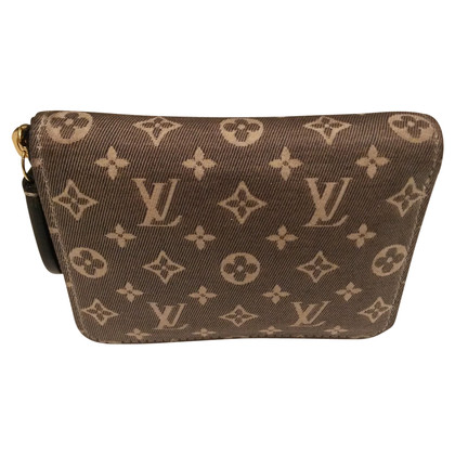 Louis Vuitton Portemonnaie aus Monogram Mini Lin