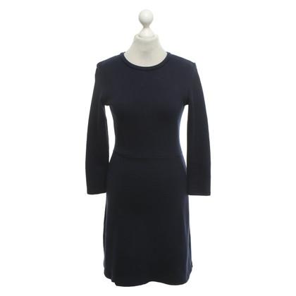 Whistles Dress in dark blue