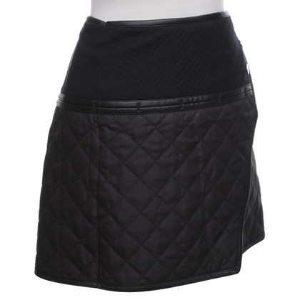 Armani Jeans Wrap-skirt in black