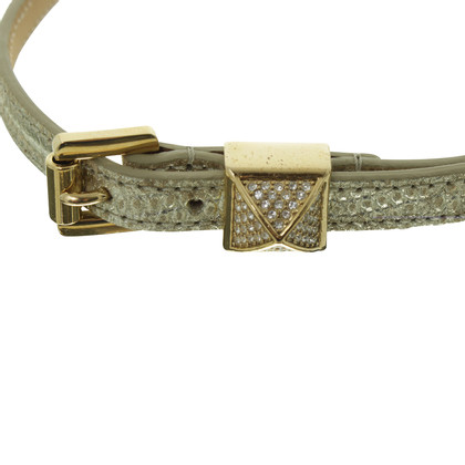 Michael Kors Armband im Metallic-Look