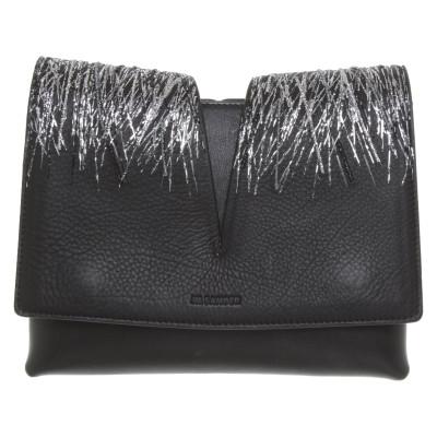 d370c472a6d9 Jil Sander Shoulder bag Leather in Black