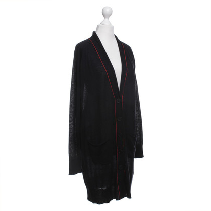 Marc Cain Strickjacke in Schwarz